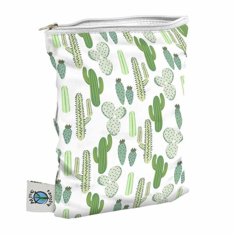 Planet Wise Wet Diaper Tote Bag