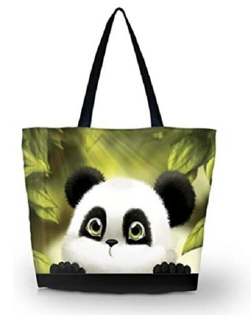 Womens Fab Bags Travel Shopping Gym Bag Purse