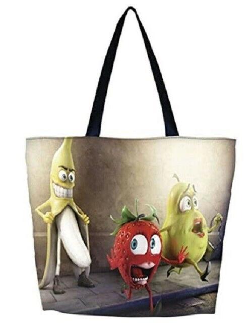 Womens Fab Beach Tote Bags Shopping Handbag Gym Purse