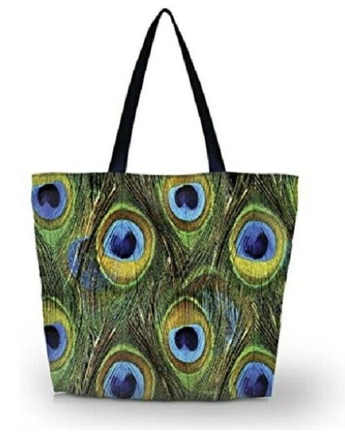 Womens Fab Bags Travel Shopping Handbag Gym Shoulder Bag Purse