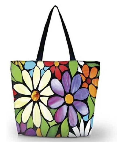 Womens Fab Tote Bags Shopping Gym Large Purse