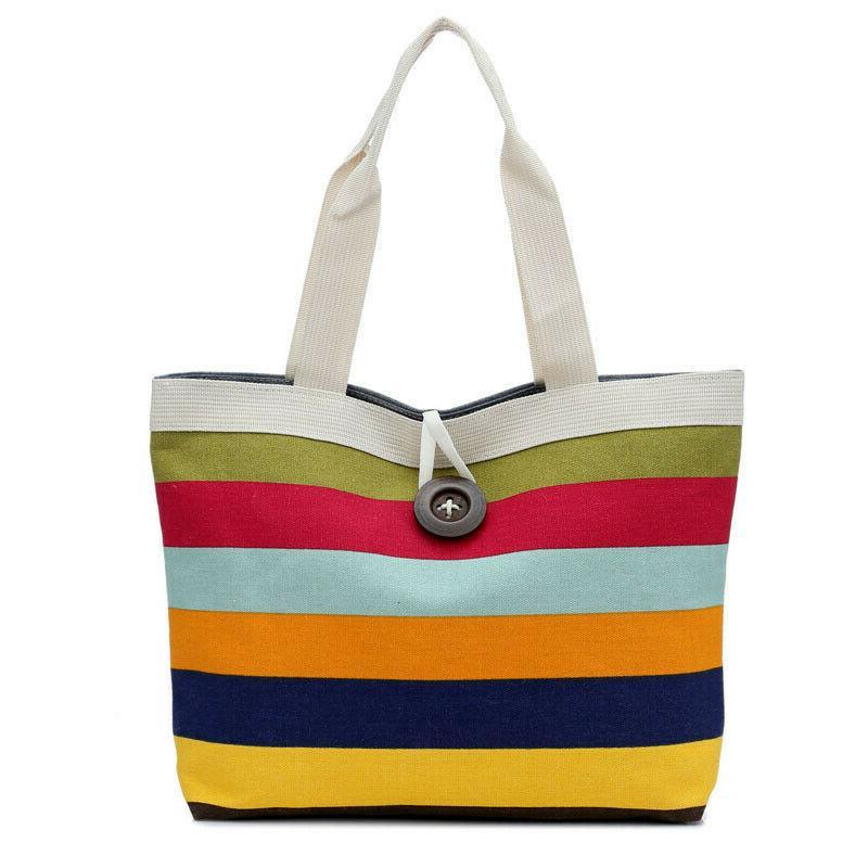 Women Canvas Bag Handbag Large Tote Bag for Female Purses an