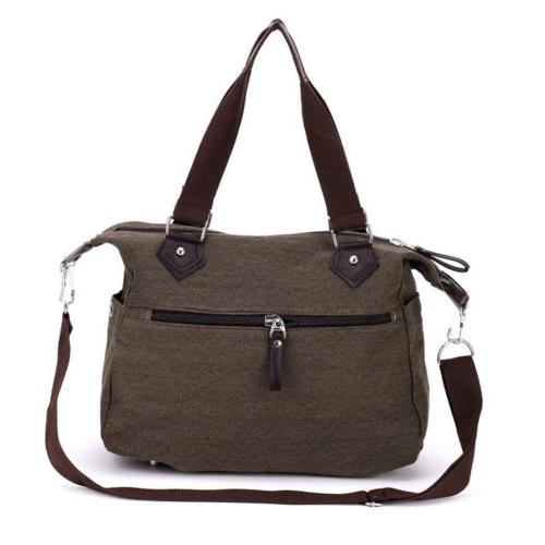YOLANDO CANVAS Bags Handbag Shoulder Hobo Purse Messenger