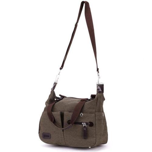 YOLANDO Women CANVAS Handbag Messenger