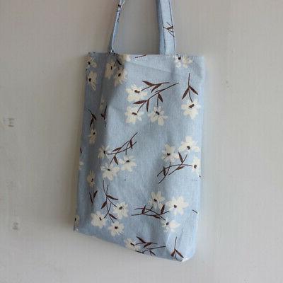 Women cotton Shopping Bags Casual Handbag
