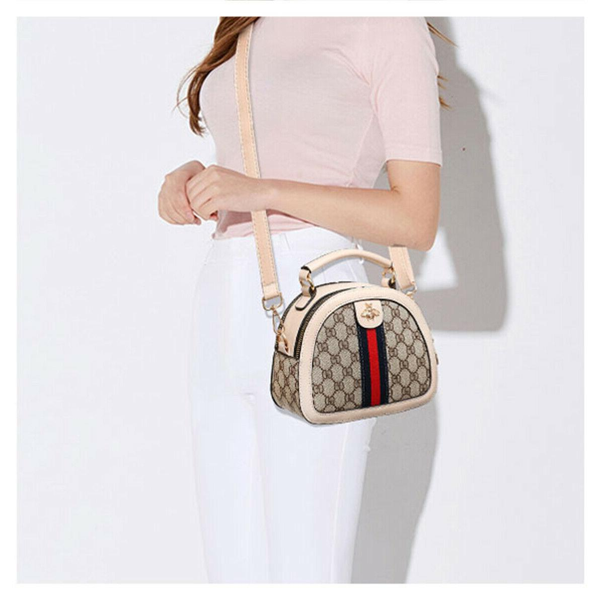 Women Fashion Shoulder Small Bags Leather Purse