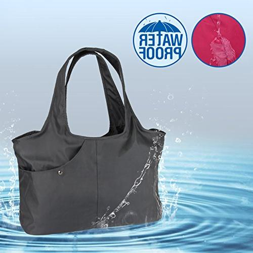 ZORESS Women Tote Handbag Travel Shoulder