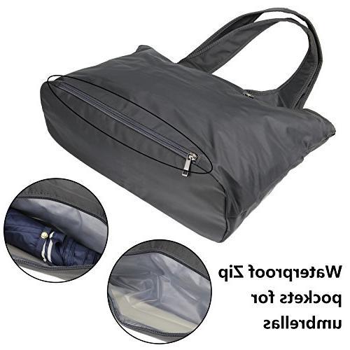 ZORESS Women Fashion Tote Handbag Waterproof Travel