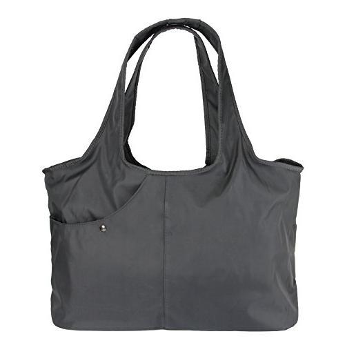 women fashion large tote shoulder handbag waterproof