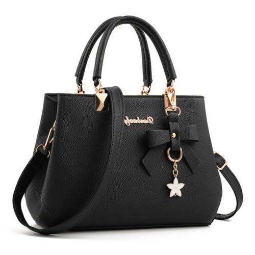 Women Leather Shoulder Bag Messenger