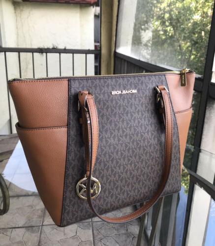 Michael Lady Fashion Shoulder Bag Brown MK