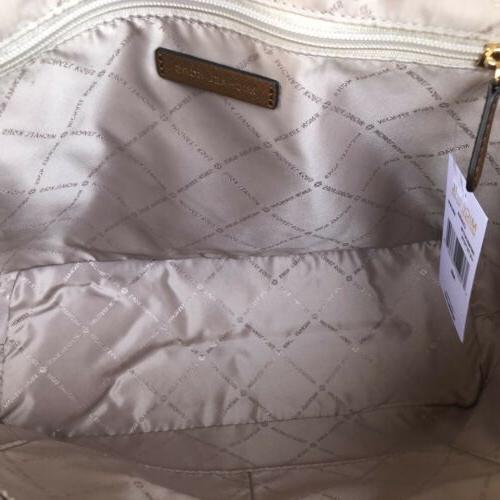 Michael Leather Bag Handbag Satchel