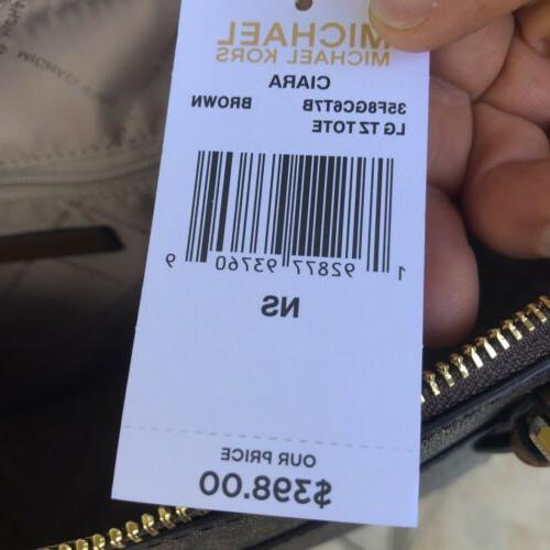 Michael Women Leather Bag Handbag Purse