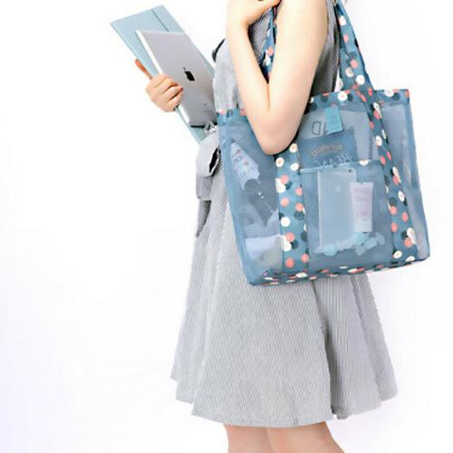 Women Large Clear Tote US