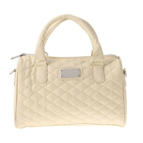 Women Large PU Handbag Bag Messenger