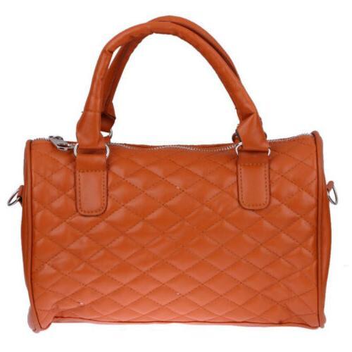 Women PU Leather Handbag Messenger
