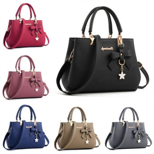 women handbag shoulder tote bag leather crossbody
