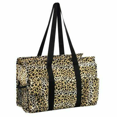 Women Utility Carry Bag Leopard