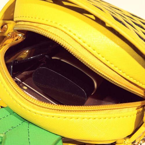 Women Pineapple Bag Messenger Handbag Tote
