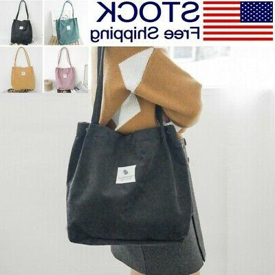 women s canvas tote bags large capacity