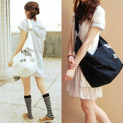Women's Cotton Canvas Bags Sling Hobo Messenger tote Crossbo