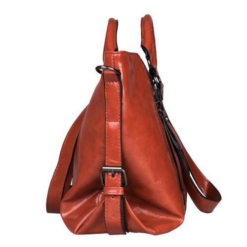 Women Soft Handbag Shoulder Tote Bag Crossbody