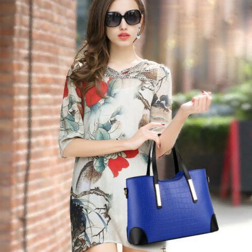 Women's Purse Handbags Set Shoulder Crossbody Wallet