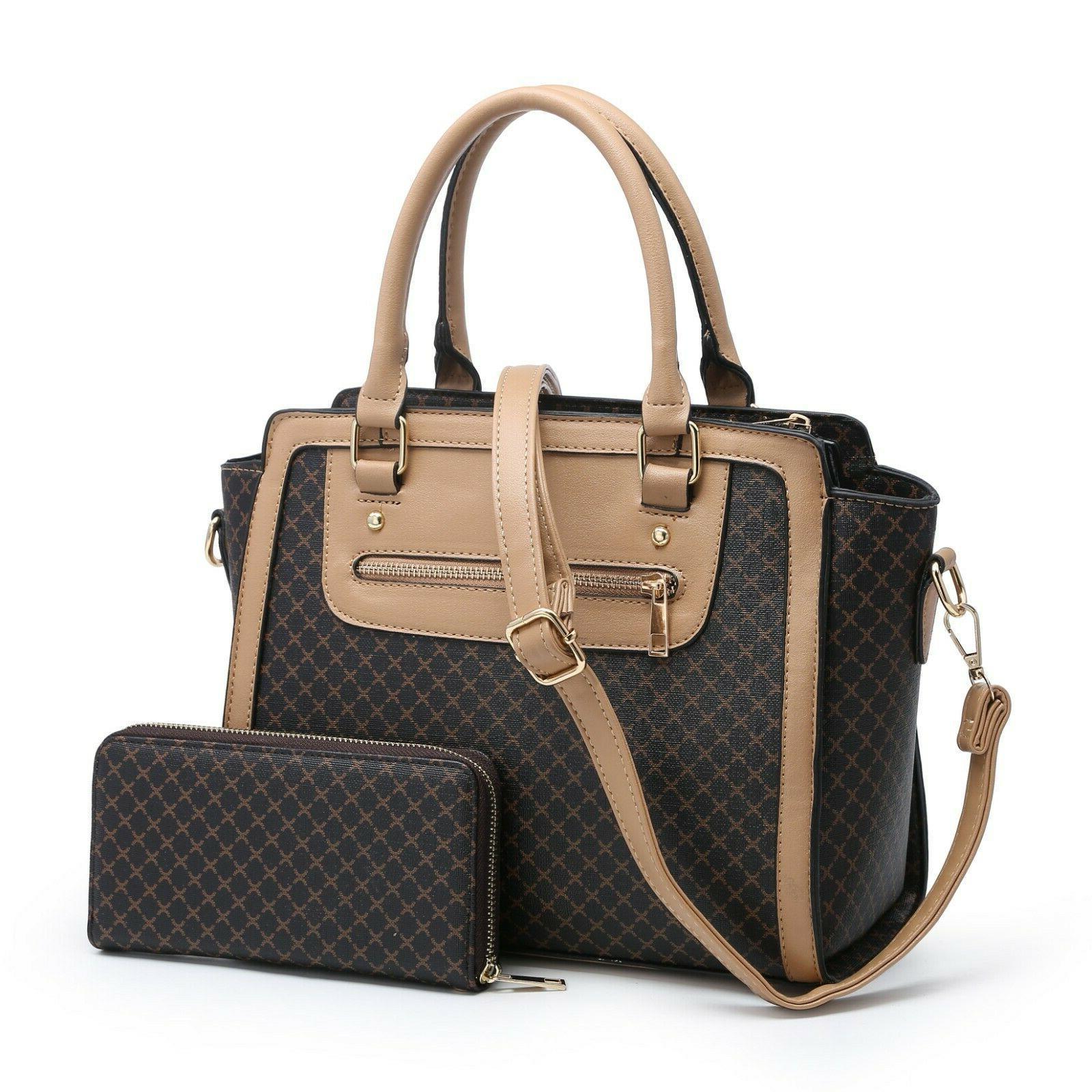 Women's Handbag Shoulder Bag Set