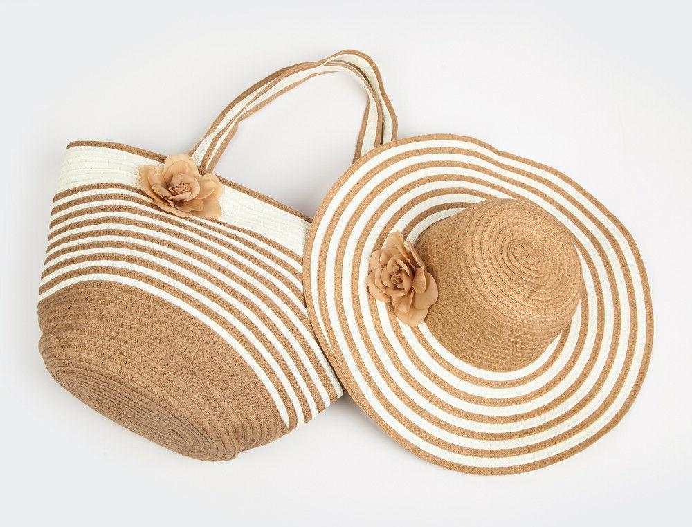 Women's Summer Floppy Tote Bag