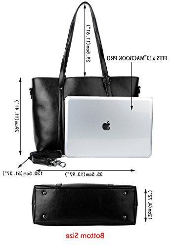Soft Tote Large Bag Black 2