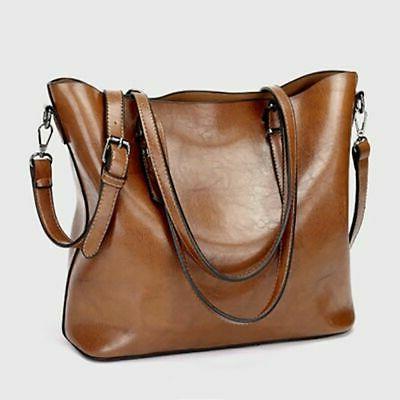 Women Soft Handbag Messenger Shoulder Tote Bag