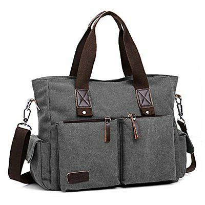 ToLFE Women Top Handle Satchel Handbags Shoulder Bag Messeng