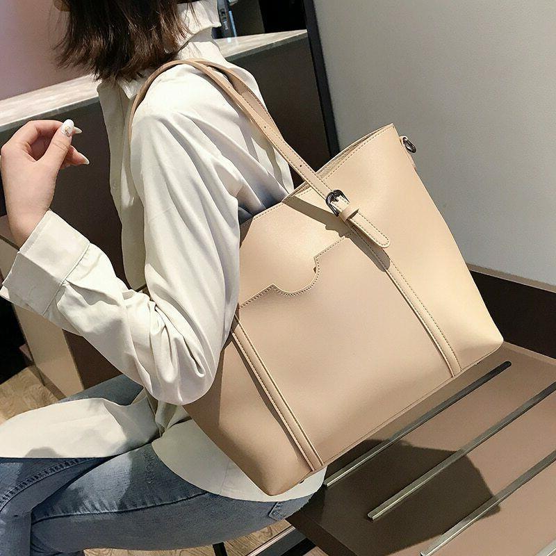 Women Tote Bag Women Leather Bags Shoulder Hobo Purse 87