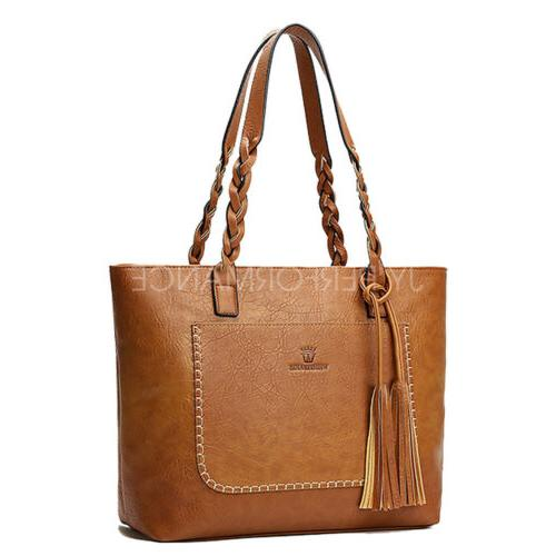 YOLANDO Women Bag Leather Hobo