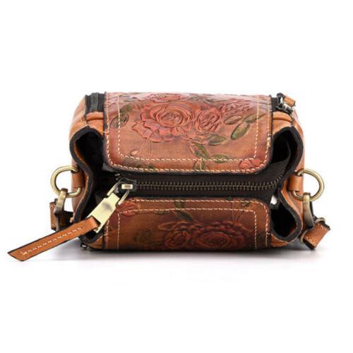 Women Floral Tote Bag Handbag Crossbody Purse