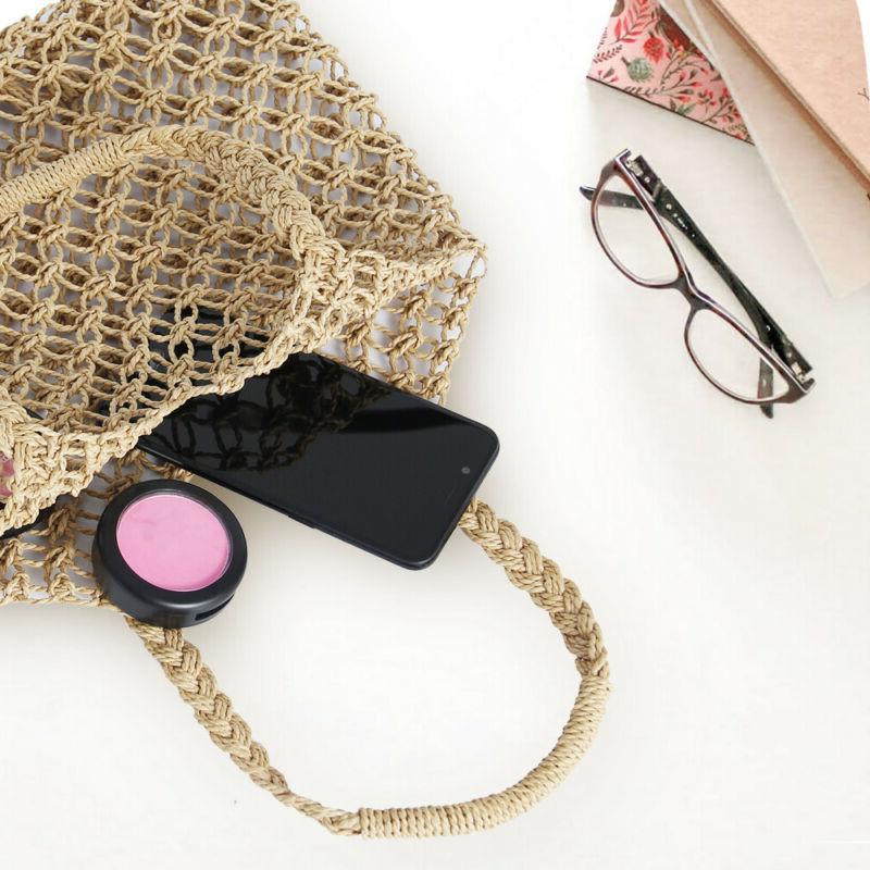 Women Wicker Handbag Bags Totes Beach Straw Summer Rattan Bag