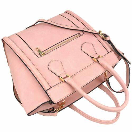 Dasein Handbags Satchels Tote Bag Bags