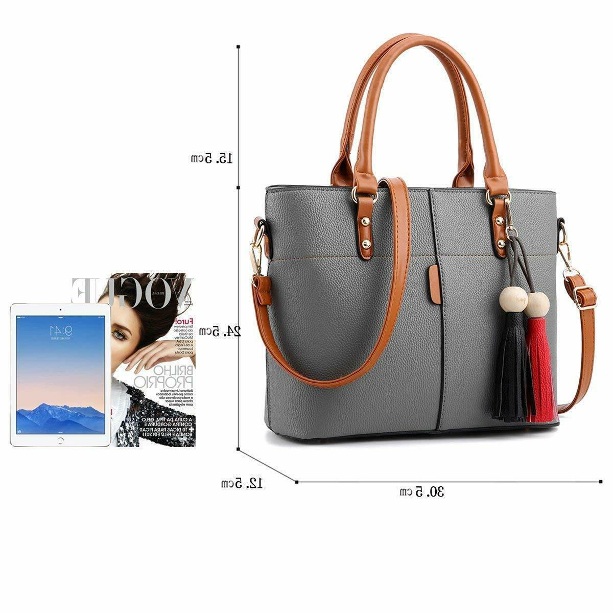 Womens PU Tote oteawe Handbags US