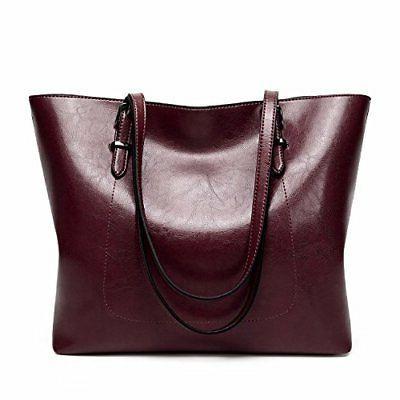 ToLFE Womens Handbags Ladies Bags Tote