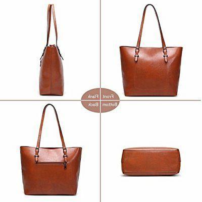 ToLFE Handbags Designer Shoulder Bags Satchel Tote