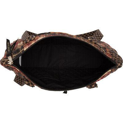 Womens Canvas Bag Handbag Messenger Bag Purse VHC Brands