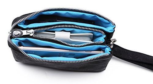 Crest Design Women's Waterproof Travel Shoulder Bag with