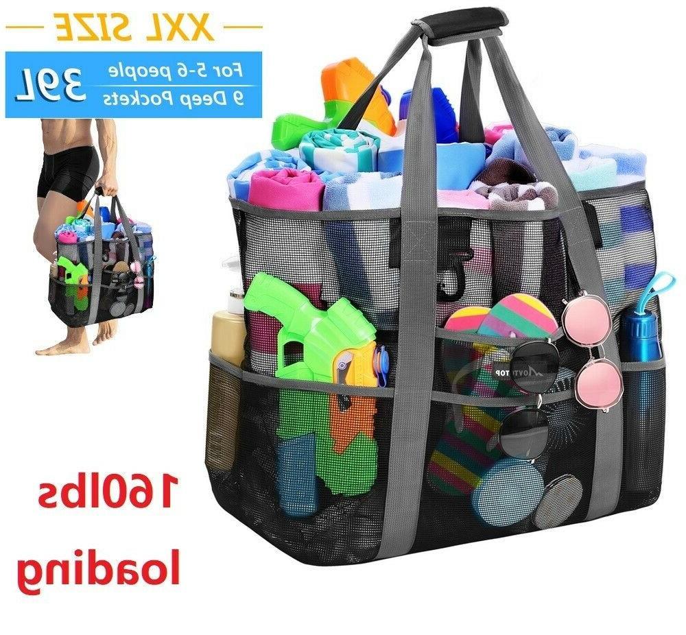 xxl beach tote bag swimming gym bag