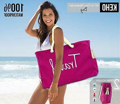 KEHO Waterproof Tote Bag XX-Large