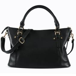Ladies Fashion Ladies Large Tote Bag for Women Faux Leather
