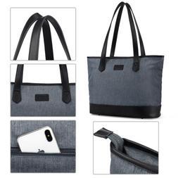 "Ladies Laptop Bag 15.6"" Womens Work Bag Tote Bag Large Desig"