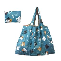 Lady Foldable Recycle Shopping <font><b>Bags</b></font> Reus
