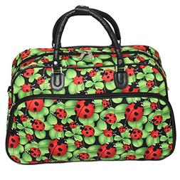 Ladybug 21 Carry-On Duffel Bag