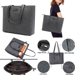 Laptop Tote Bag,13,14,15.6 Inch Business Laptop Bag,Edoday L