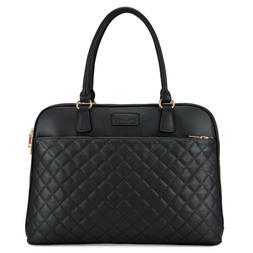 Plambag Laptop Tote Bag 15.6 Inch Laptop Bag Briefcase for W